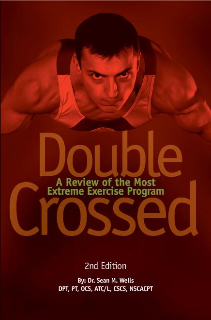 Print Design Portfolio | Dr. Sean Wells Double Crossed Book Cover | David B. Lee