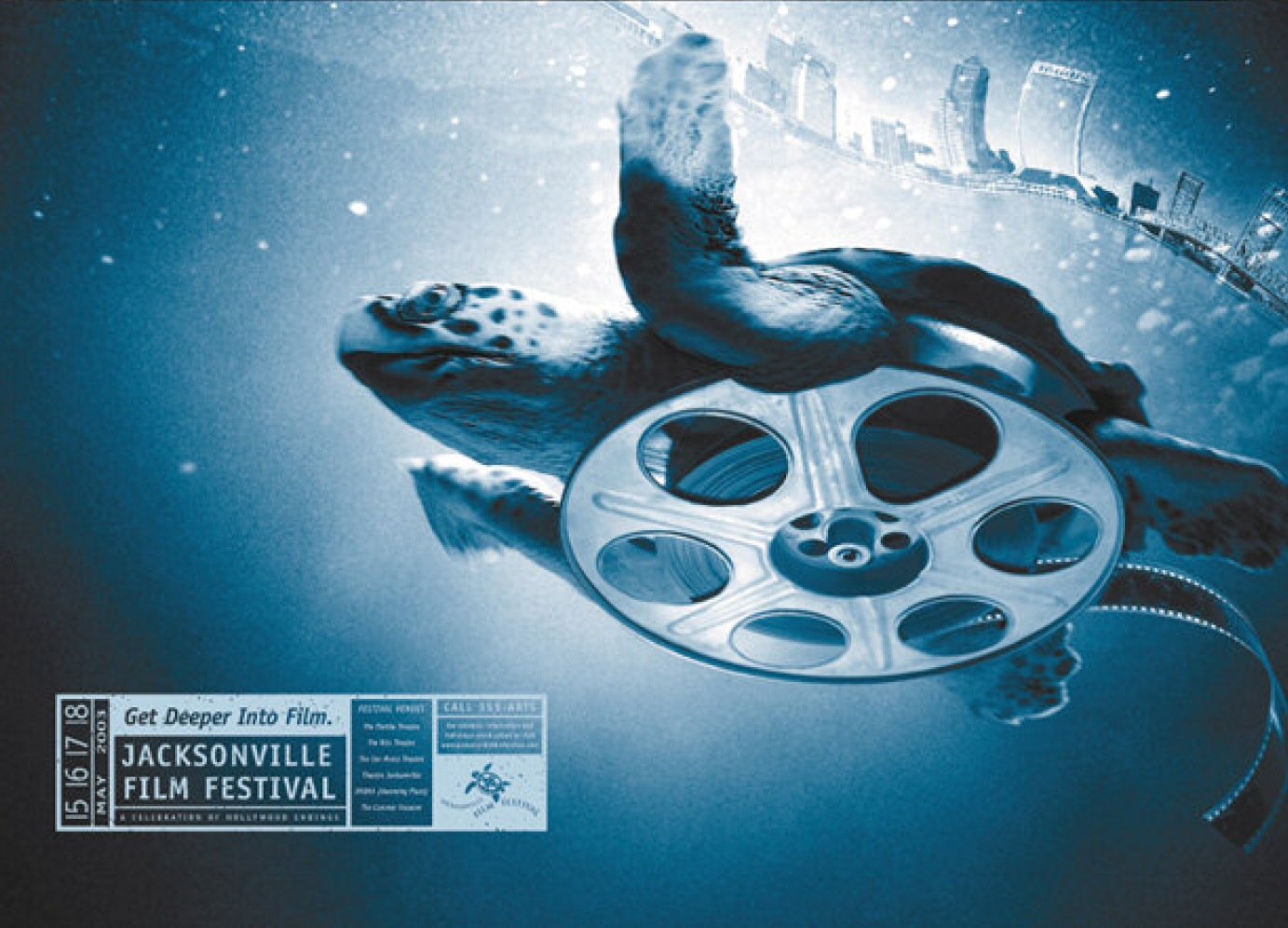 Jacksonville Film Festival Poster