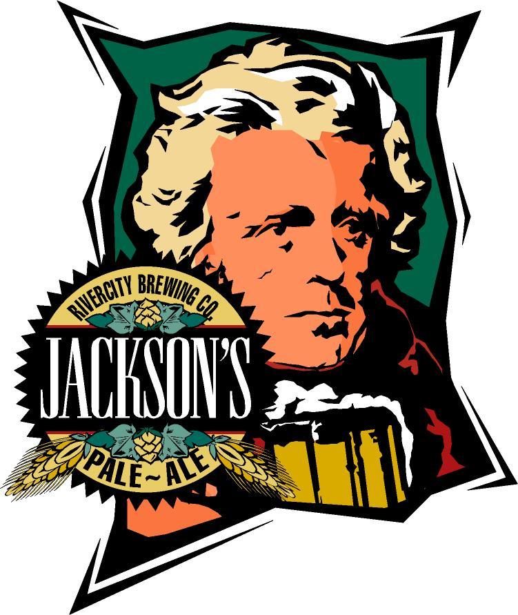 Illustration Portfolio | Rivercity Brewing Company | Jackson's Pale Ale | David B. Lee