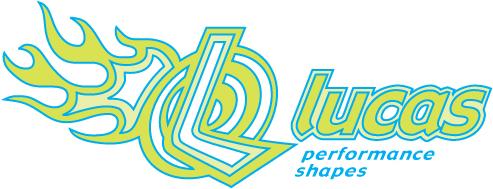 Logo Design Portfolio | Lucas Performance Shapes | David B. Lee