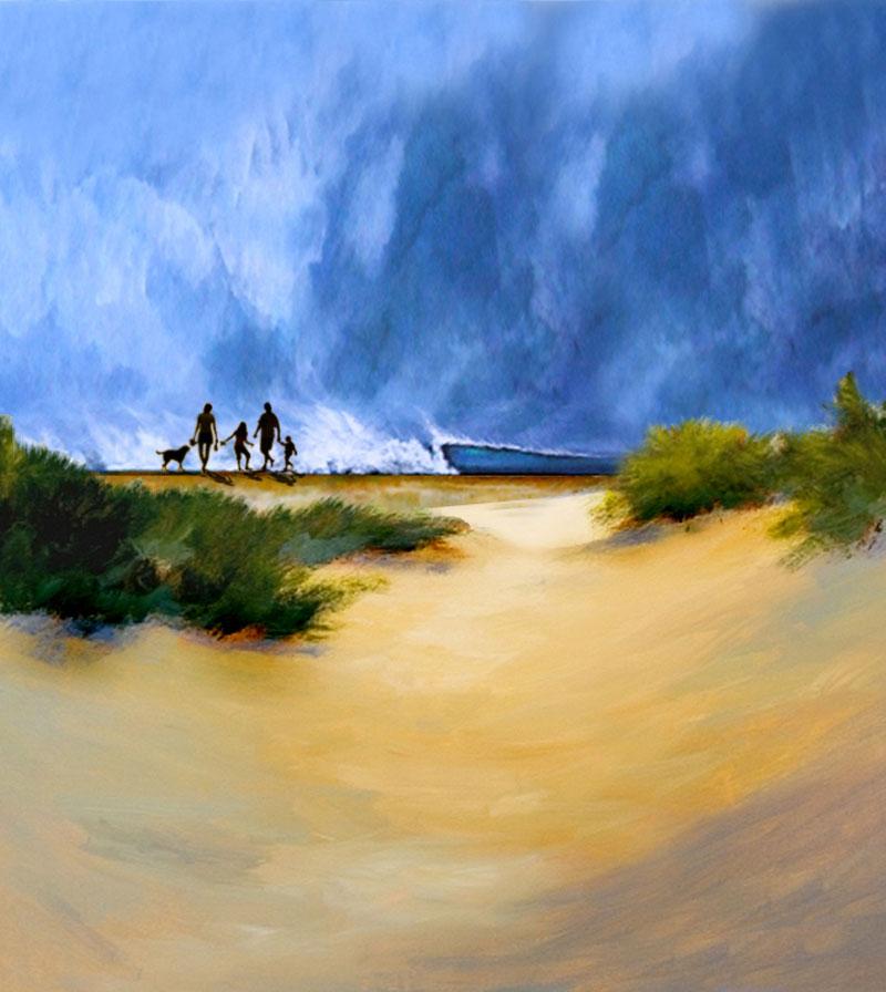 Painting Design Portfolio | Morans | David B. Lee