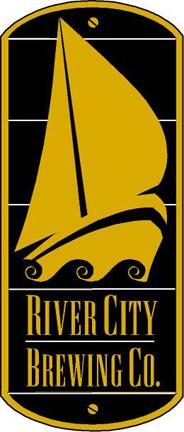 Logo Design Portfolio | River City Brewing Co. | David B. Lee