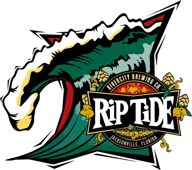 Illustration Portfolio | Rivercity Brewing Company | Rip Tide | David B. Lee