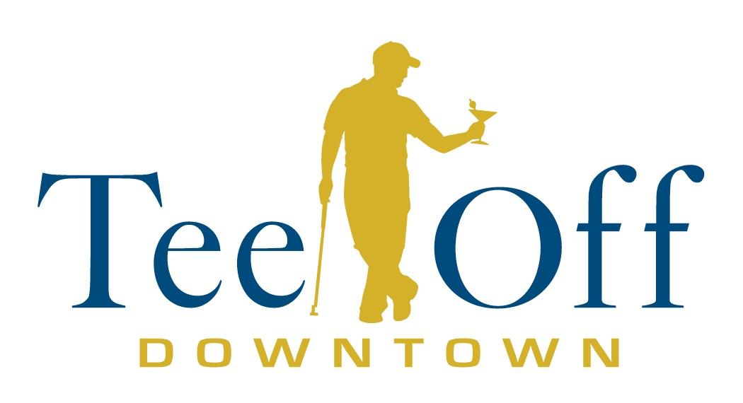 Logo Design Portfolio | Tee Off Downtown | David B. Lee