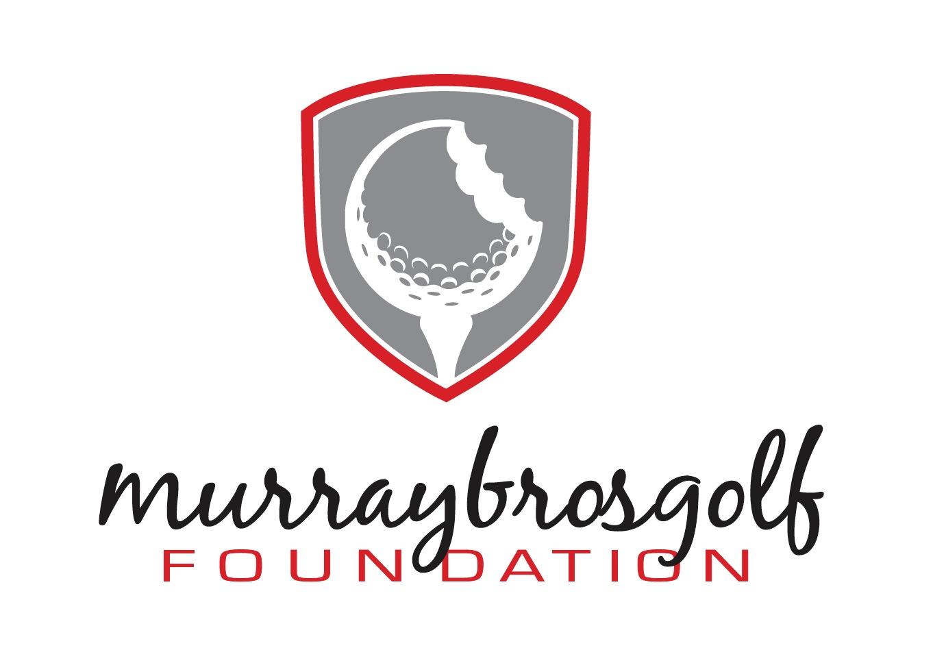 Logo Design Portfolio | Murray Bros. Golf Foundation | David B. Lee